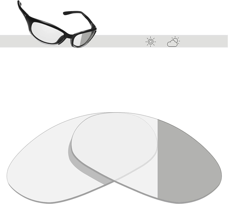 Glintbay 100% Precise-Fit Replacement Sunglass Lenses for Costa Del Mar  Harpoon Sunglasses & Eyewear Accessories Men
