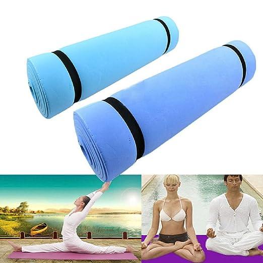 Yoga Pad - Esterilla para yoga (espuma EVA, ecológica, 1 ...