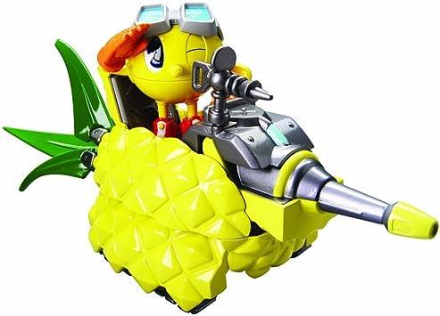 Pac Man - Tanque piña con Figura (Bandai 38945): Amazon.es ...