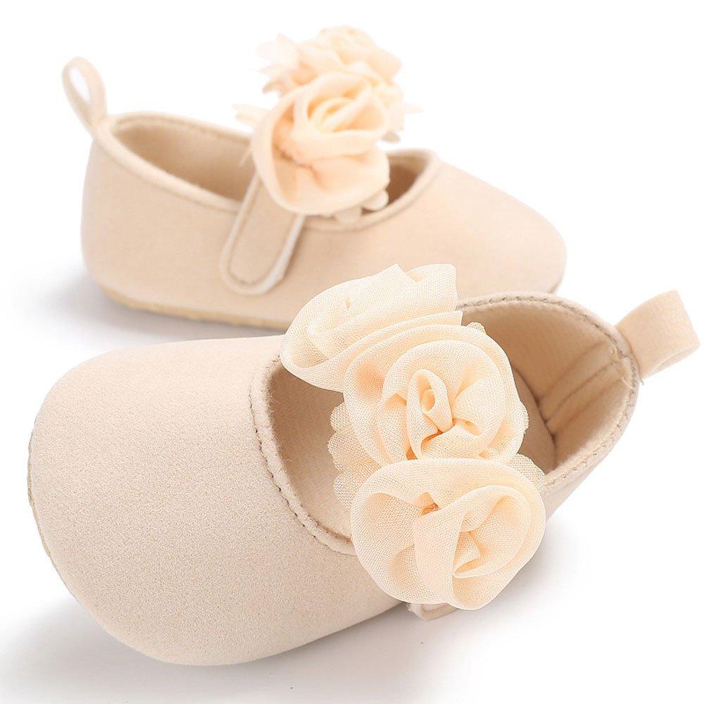 YanHoo Zapatos de bebé para niños pequeños Zapatos de otoño e Invierno Botas de Nieve para niños Botas de Nieve Mantener Caliente Antideslizante Baby Infant ...