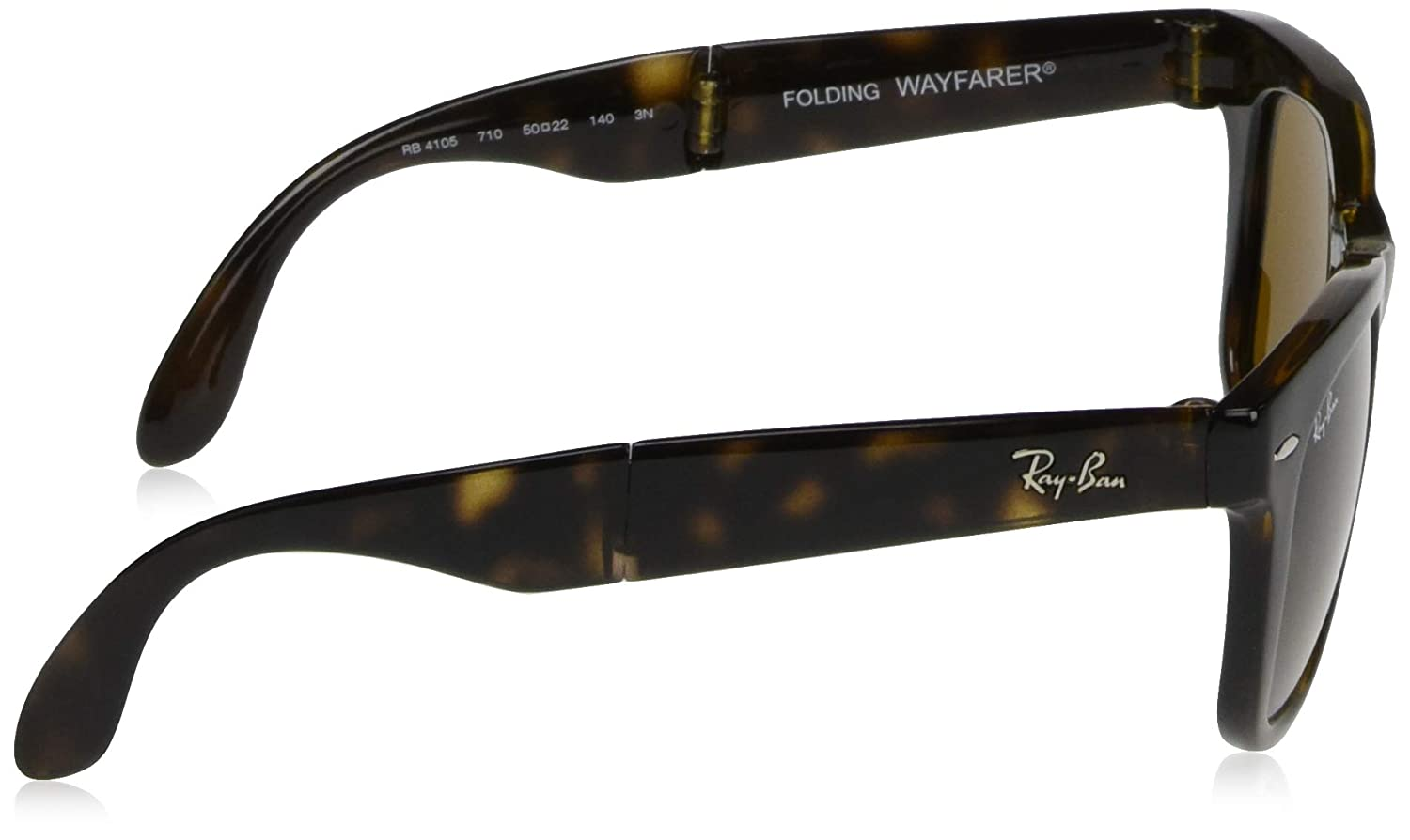 Amazon.com: Ray-Ban RB4105 Wayfarer Folding Sunglasses: Shoes