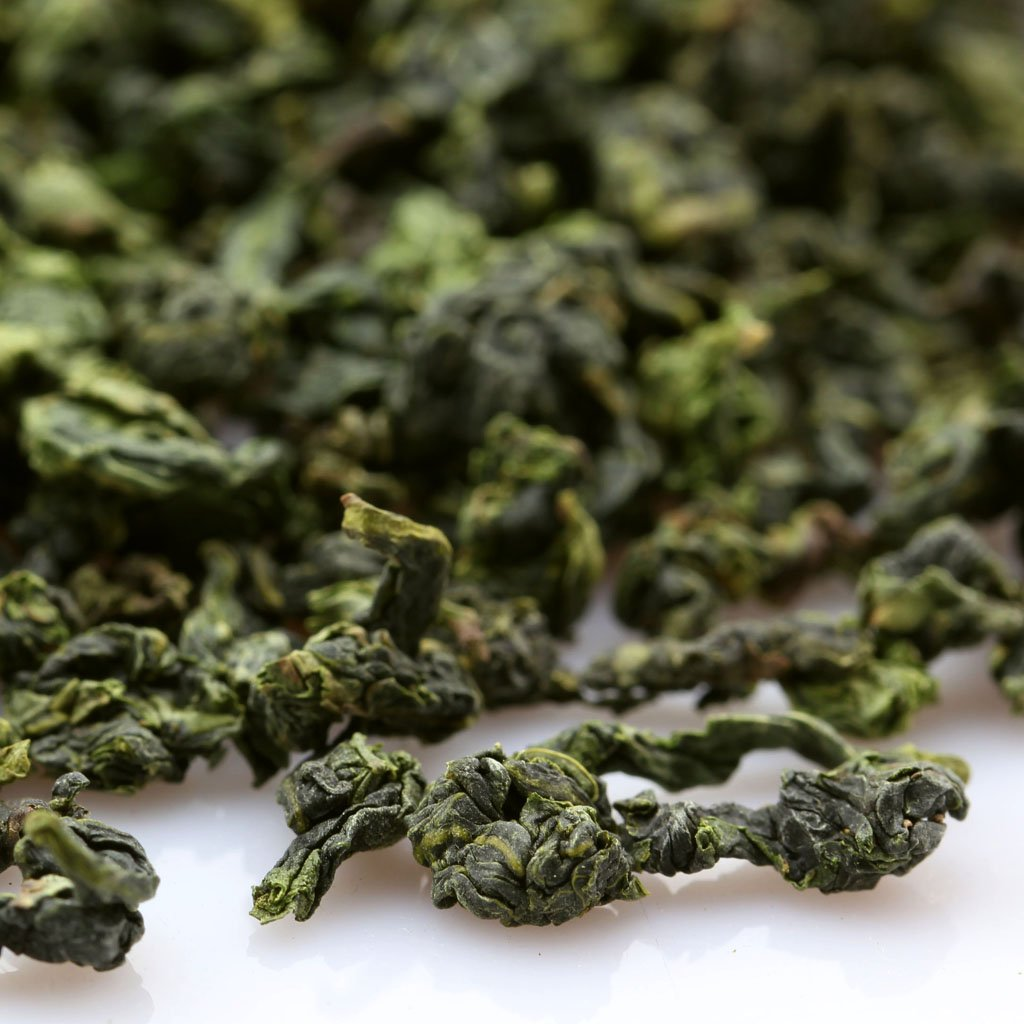 GOARTEA 1000g (35.2 Oz) Organic Top Grade Fujian Anxi High Mount. Tie Guan Yin Tieguanyin Iron Goddess Chinese Oolong Tea by GOARTEA (Image #2)