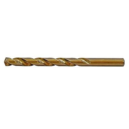 "7//32/"" x 4/"" HSS Gold Oxide Drill Bits Super Buy!!! Set of 10"