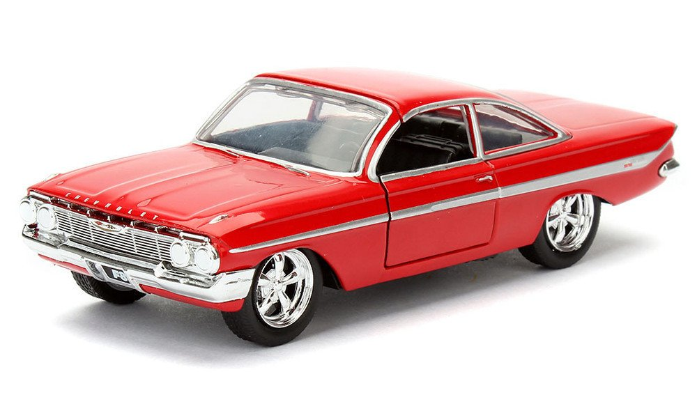 Jada 98304 Diecast Model Toy Red