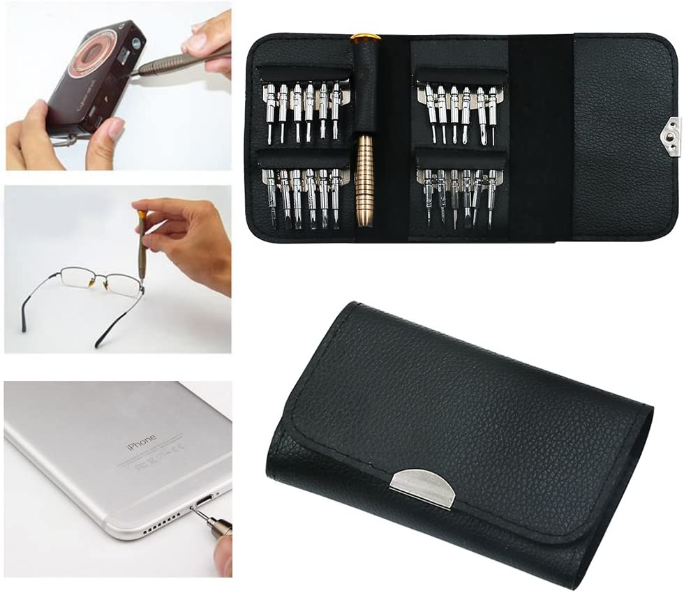 Comidox 25 in1 Precision Torx Screwdriver Cell Phone Repair Tool Set for iPhone Laptop 1PC