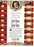 Lady Elgin & Lord Elgin Watches Magazine Ad 1930 s