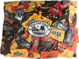 york mint minis - Chocolate Candy (90 oz) Bulk Variety Pack Reese's Peanut Butter Cups Snickers Bars York Peppermint Patties Twix Almond Joy Kit Kat M&Ms Peanut M&Ms Milk Chocolate 100 Grand Bars Milky Way Assortment