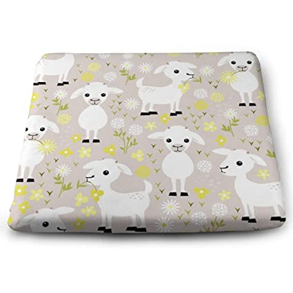 Amazon Com O X X O Baby Goats Seat Cushion Car Seat Cushions To