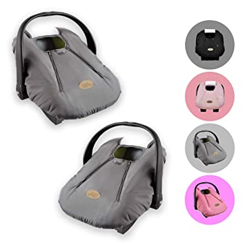 Excellent Cozy Cover Infant Car Seat Cover Charcoal The Industry Leading Infant Carrier Cover Trusted By Over 6 Million Moms Worldwide For Keeping Your Baby Inzonedesignstudio Interior Chair Design Inzonedesignstudiocom