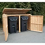 6'x3' Oscar -Waste Management Shed