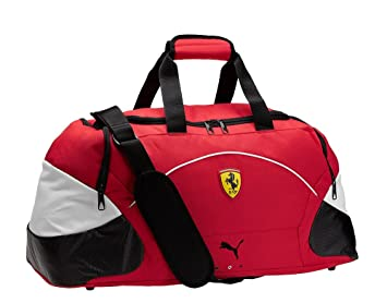 3b7c521326 Image Unavailable. Image not available for. Colour  Scuderia Ferrari Puma  Teambag