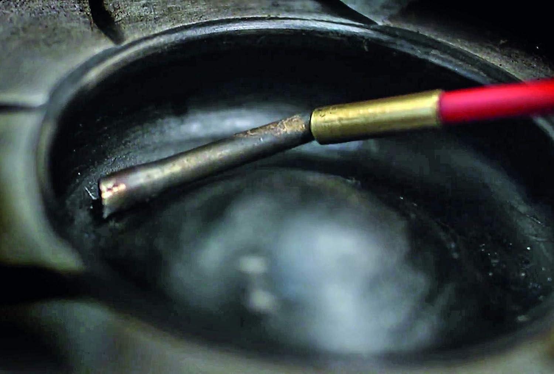 ENET 500 mm, Metal Color Negro Herramienta magn/ética Flexible