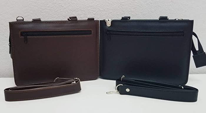 MINI Boys Briefcase - JW Kids gift - Ministry organizer - Field Service  gift - Publisher gift - Personalized gift - JW - Faux Leather