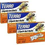 Terro T300-3 Ant Killer Liquid Ant Baits (3 Pack)