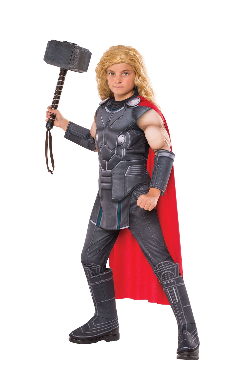 Rubie's Thor: Ragnarok Child's Deluxe Thor Costume, Small