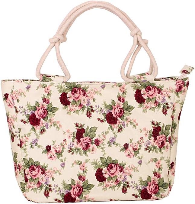 Mini Balabala Bolsos de playa para mujeres, bolsos de lona para las fiestas Bolsos de compras grandes