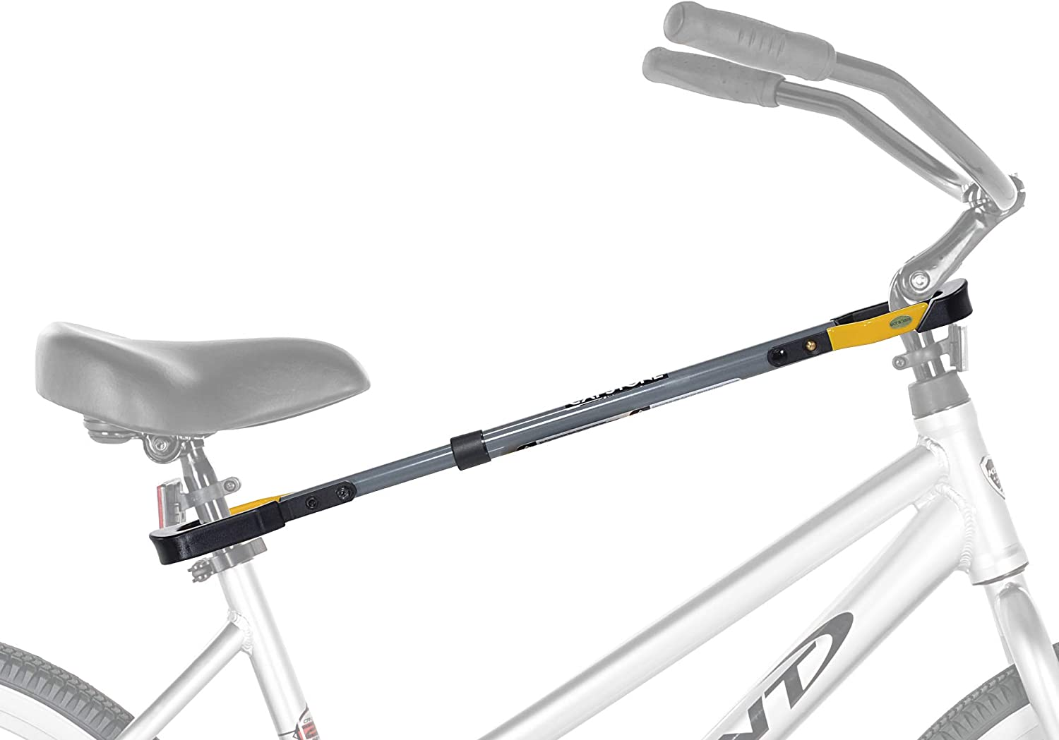 Gray Capstone Car Racks and Bicycle Accessories Bicycle Frame Adaptor Bar