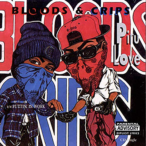 Bangin' on Wax 2   the Saga Continues [Explicit] by Bloods & Crips