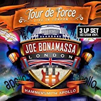 Hammersmith Apollo - Tour de Force - Live in London