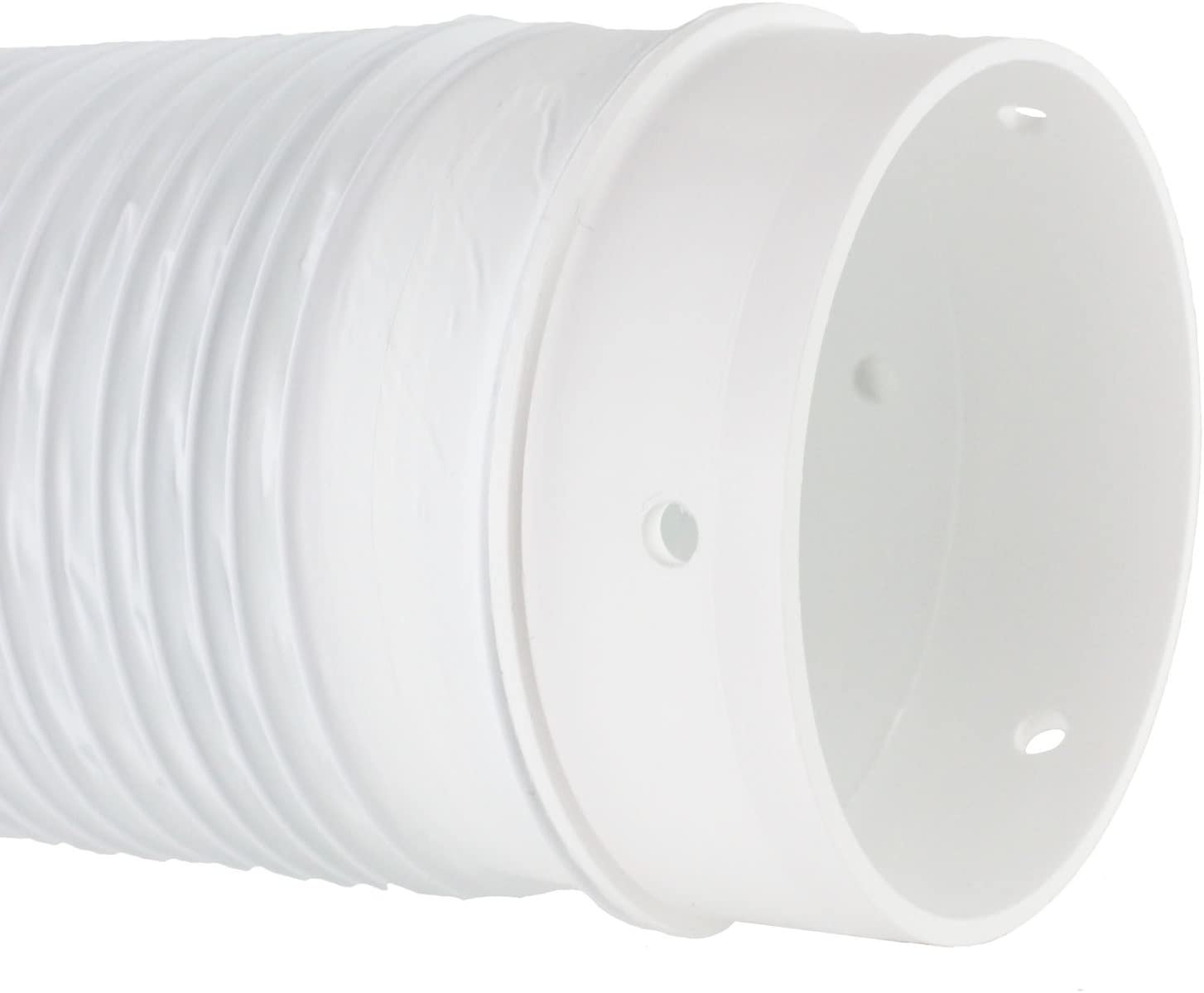 SPARES2GO Condenser Box /& Extra Long Hose Kit with Connection Ring for WESTINGHOUSE Tumble Dryer 4 // 100mm Diameter