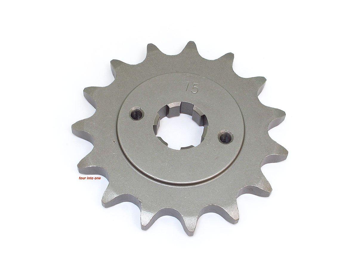 98-03 Honda VT750 C//CD//CD2 750 Shadow Hwy Gearing O Ring Chain /& Sprocket 17//38