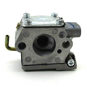 Tc Motor Carburetor Carb For Ryan Ryobi Tillers Trimmers 7843 105r