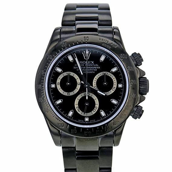 Rolex Daytona Cosmograph swiss-automatic 116520 - Reloj para hombre (Certificado) de segunda mano: Rolex: Amazon.es: Relojes