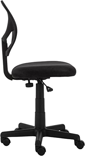 AmazonBasics Low-Back Computer Task Office Desk Chair