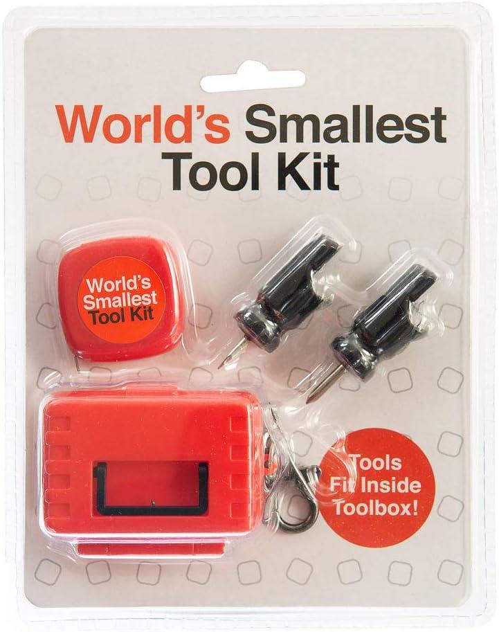 WORLD SMALLEST Tool Kit Cadeau Fantaisie