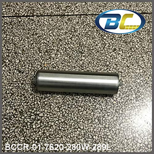 Fevas Stainless Steel Idler, Heavy Duty Gravity Roller, Rubberized Conveyor Roller, Pallet Conveying Pulley