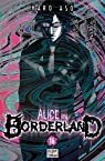 Alice in Borderland, tome 16 par Asô