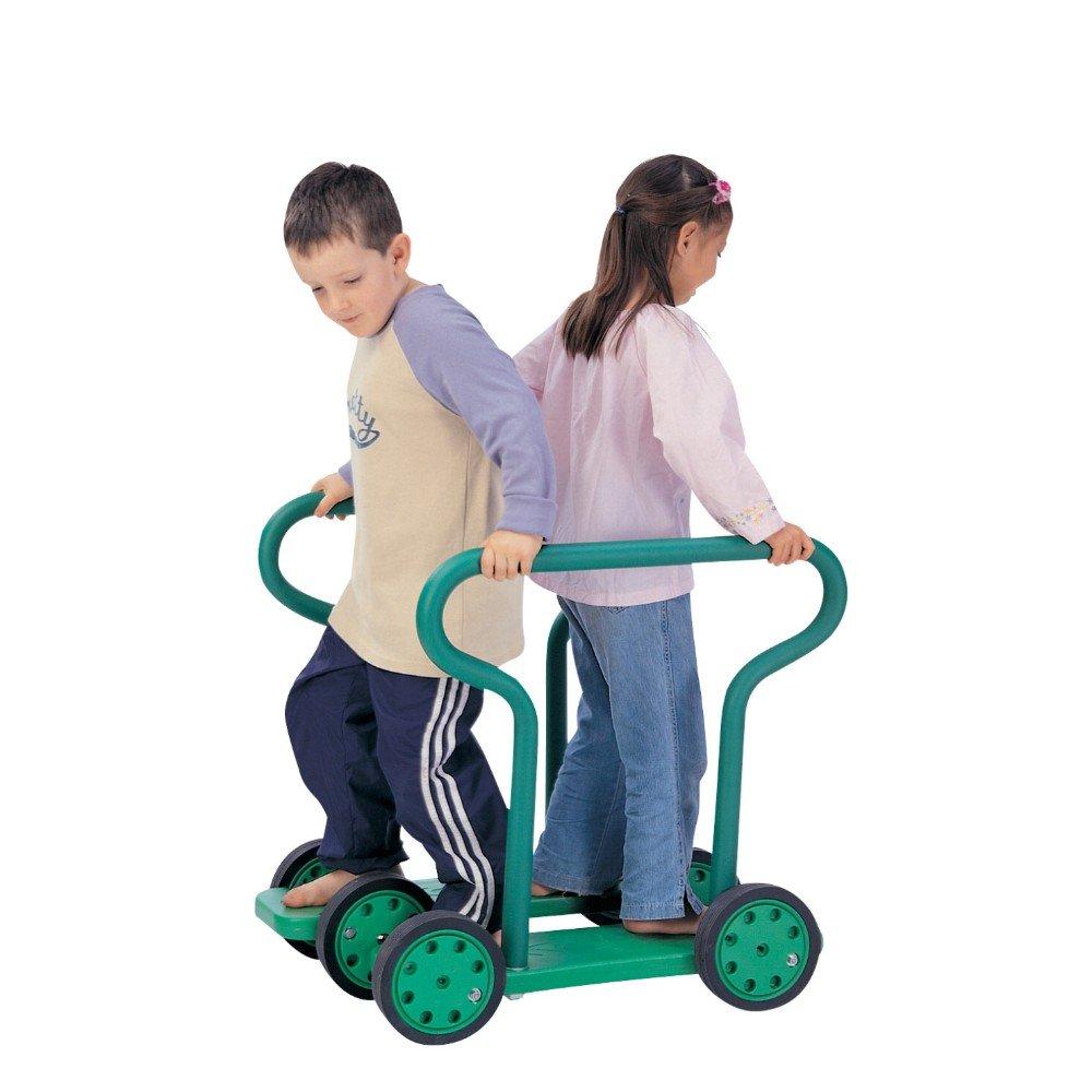 Kiddies Paradise 017906 Twin Walker Bikes And Trikes