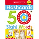 50 Sight Words Flashcards: Scholastic Early Learners (Flashcards)