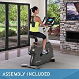 Life Fitness C1 Upright Lifecycle Exercise Bike