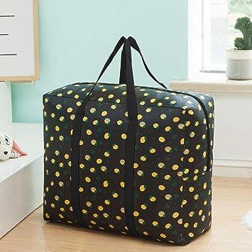 Amazon.com: Treslin Blanket Storage Bags,Oxford colcha de ...