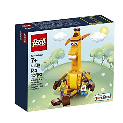 LEGO Geoffrey and Friends Exclusive Set (40228): Toys & Games