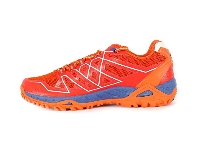 CMP Trekkingschuh Wanderschuh Nash Trail Shoe grau OrthoLite® Mesh Gr. 38 3Q47166 (38) yREPUpYMEz