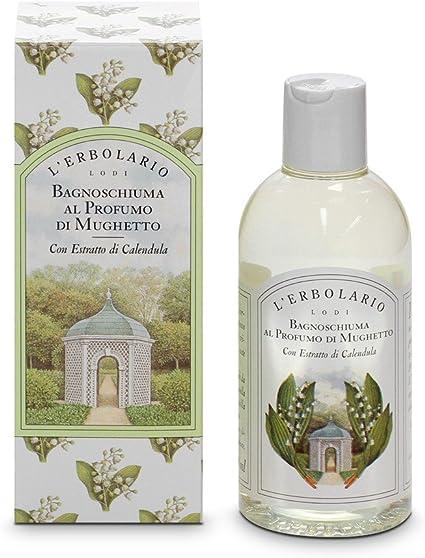 L erbolario lirio del valle de baño y gel de ducha, 1er Pack (1 x 250 ml): Amazon.es: Belleza