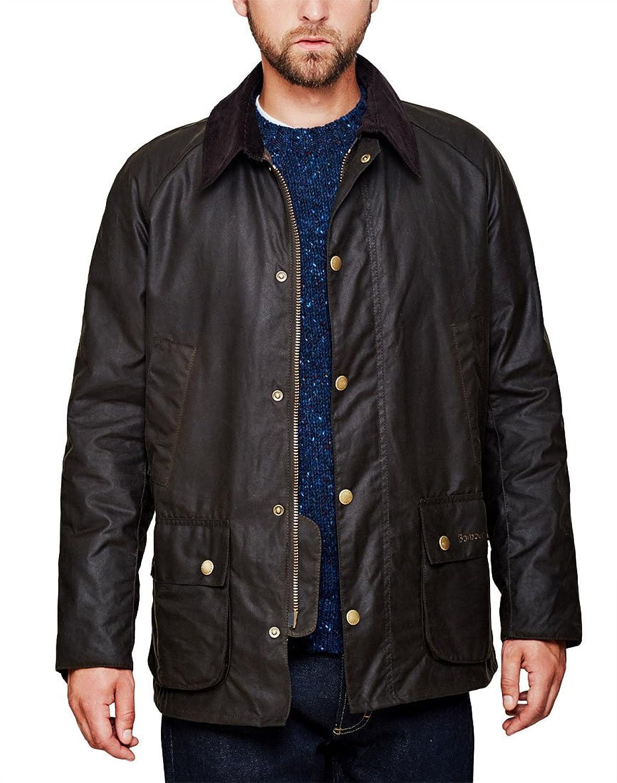 Mens quilted jacket sale uk - Barbour Parkas Men Ashby Navy Blue Parka For Men