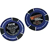 Harley-Davidson 115th Anniversary Wisconsin H-D Poker Chip Limited Edition