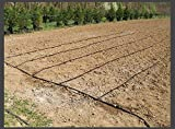 Truck Farmers Garden Kit – 40 Rows X 50 Ft– Watering Garden Drip Irrigation