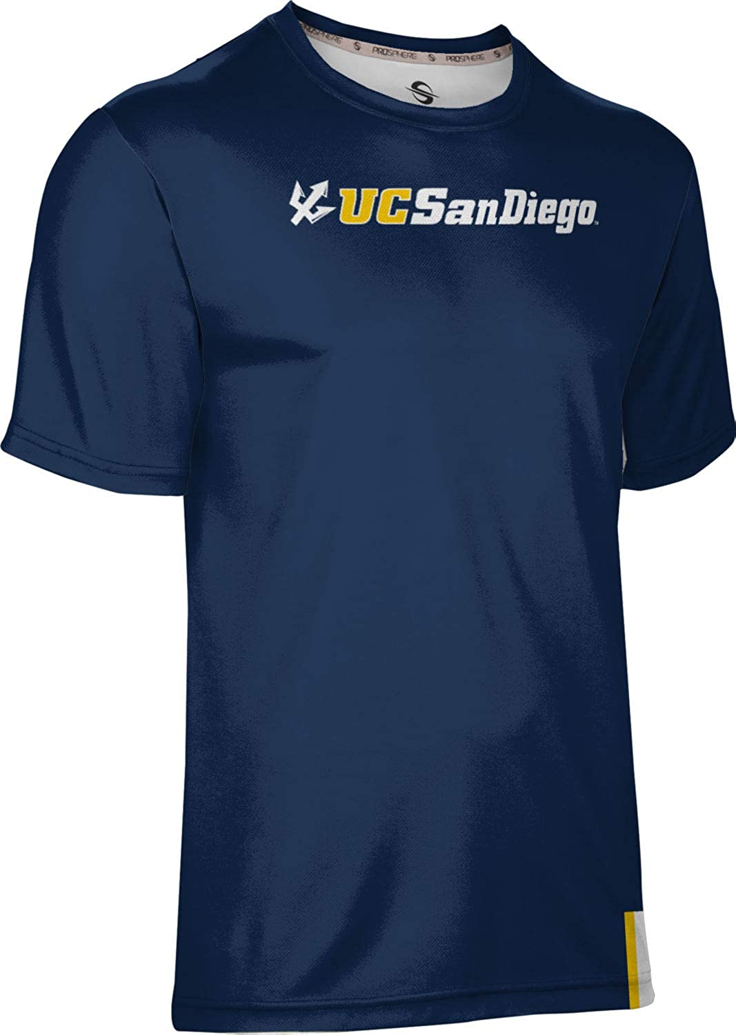 Solid ProSphere University of California San Diego Mens Performance T-Shirt