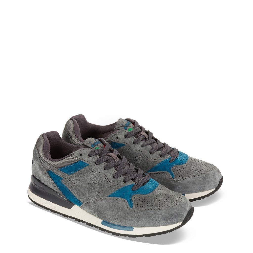 Diadora Intrepid-Premium Men Brown Sneakers