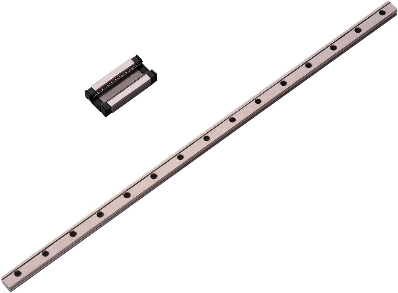Aibecy MGN9H 300mm Linear Rail Guideway Rail with Block for 3D Printer CNC Machine