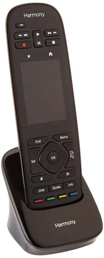 "fb292f8df78 Amazon.com: Logitech 996-000124 Harmony Ultimate One – 2.4"" Touch ..."