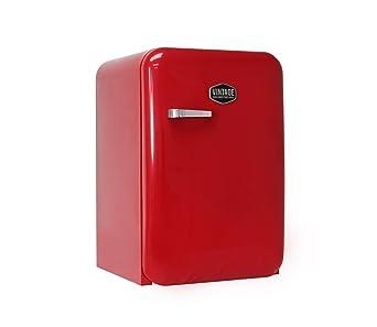 Vintage Industries ~ compacta Retro de frigorífico Kingston 2018 ...