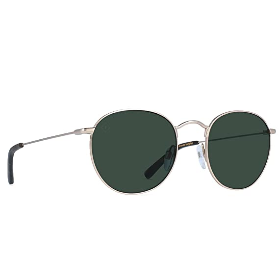 ada6c77966 Amazon.com  RAEN Optics Unisex Benson Japanese Gold Brindle Tortoise  Sunglasses  Clothing