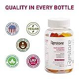 iRestore Hair Vitamins Gummies - Biotin
