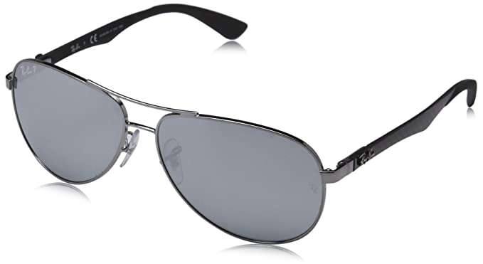 8a1368ce7d ... cheap official amazon ray ban mens 0rb8313 aviator sunglasses clothing  87345 5831e 05b6f 1f11b