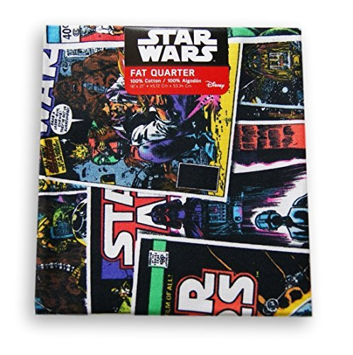 (Star Wars Fat Quarter (18 x 21))